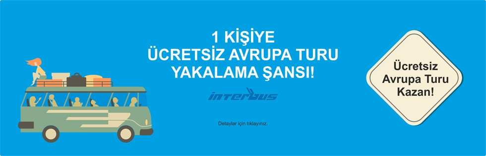 INTERBUS 1 free ticket for 1 lucky person
