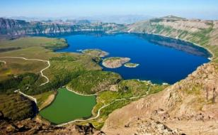 Nemrut Crater Lake